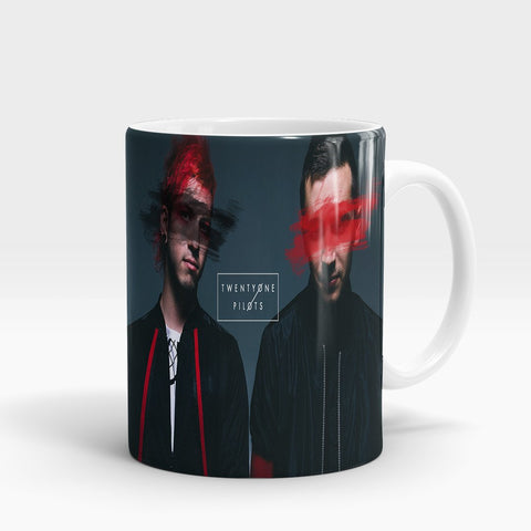 Twenty One Pilots Printed Mug-NA5826