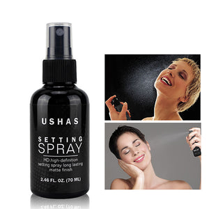 USHAS Make-up Setting Face Spray-NA1000