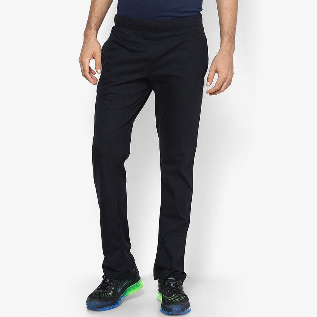 "Men's ""Korrekt"" Fleece Jogging Trouser-Black"