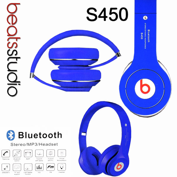 Beats By Dr.Dre headphones S450-Red-NA275