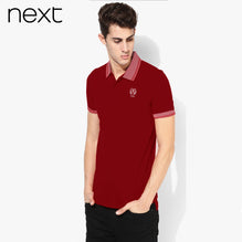 Next Polo For Men Cut Label-Red-BE2535