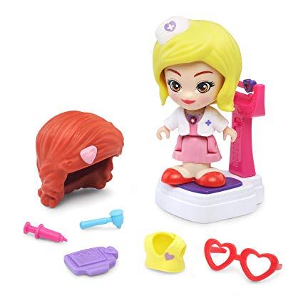 VTech® Flipsies Carina and Her Doctor's Scale Toy Set For Kids-NA9664