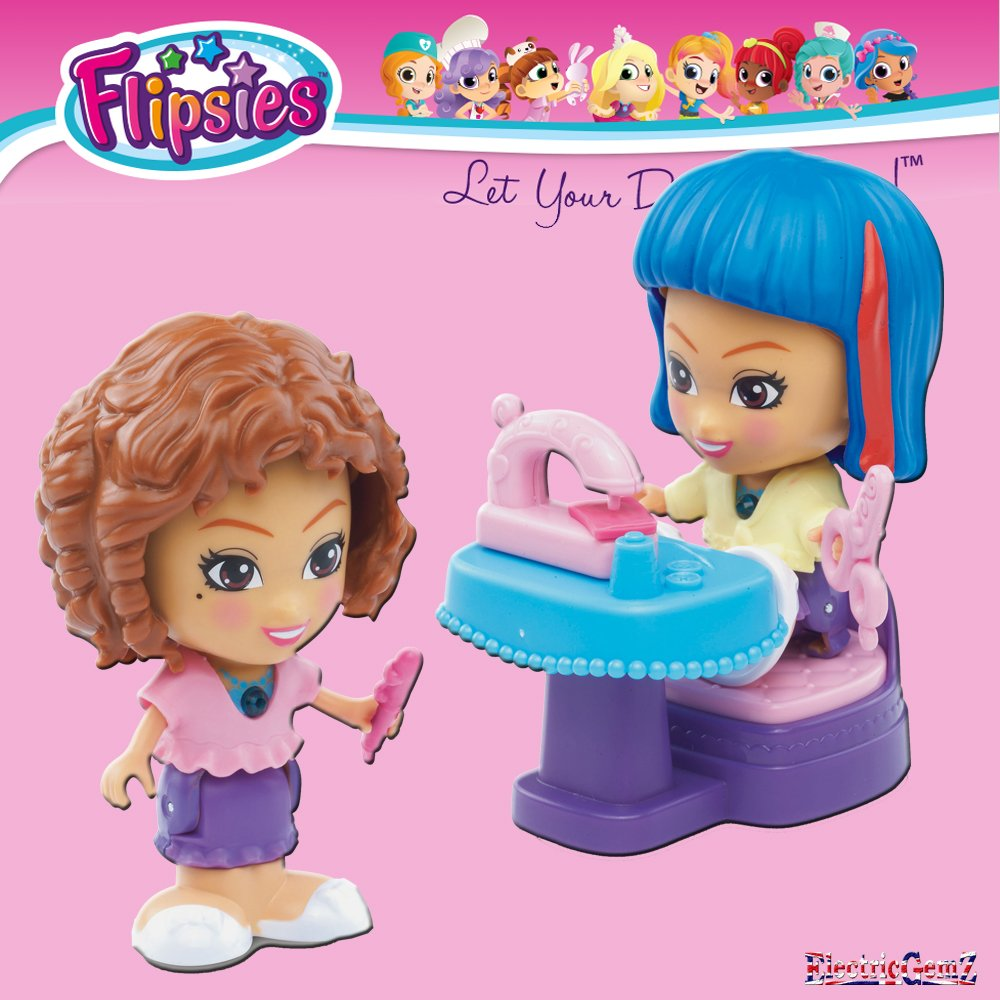 VTech® Flipsies Styla & Her Sewing Machine Toy Set For Kids-NA9665