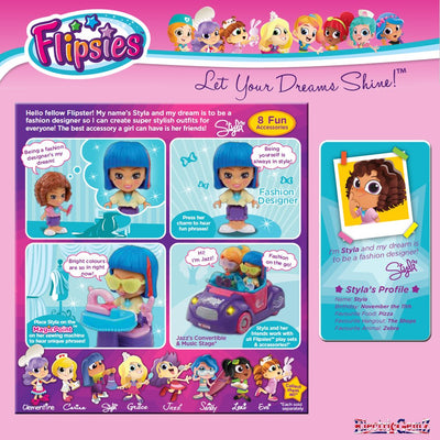 brandsego - VTech® Flipsies Styla & Her Sewing Machine Toy Set For Kids-NA9665