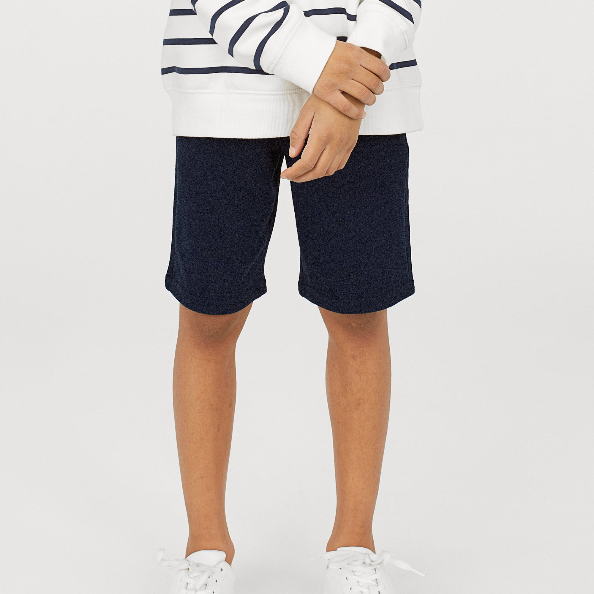 brandsego - Vivance Single Jersey Summer Short For Boys-NA8638
