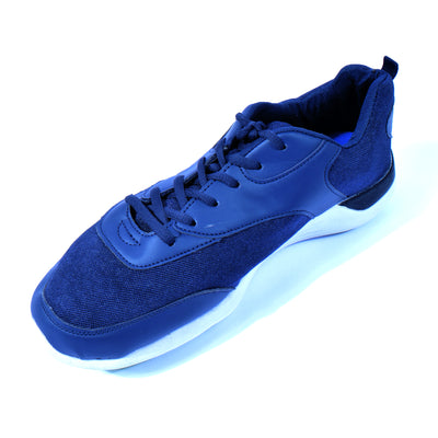 Wangdi Diligent Sports Shoes For Men-Royal Blue-NA6872
