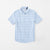Zara Boys Premium Slim Fit Casual Shirt For Boys-Blue Chek-NA11574