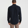 brandsego - Zara Man Premium Slim Fit Casual Shirt For Men-Dark Navy-NA9434