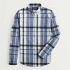 Zara Man Premium Slim Fit Casual Shirt For Men-Multi Chek-NA10227