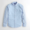 brandsego - Zara Man Premium Slim Fit Casual Shirt For Men-Sky-NA8971