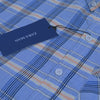 brandsego - Zara Man Premium Slim Fit Casual Shirt For Men-Blue & Navy Chek-NA9002