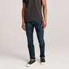 Zara Man Slim Fit Stretch Denim For Men-Blue Faded-NA8240