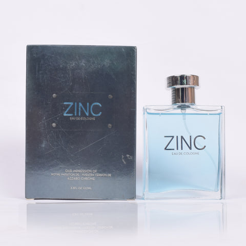 Zinc EDU Cologne Perfume For Men-NA5136