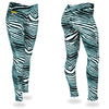 brandsego - Zubaz Zebra Print Slim Fit Trousers For Ladies-NA9247