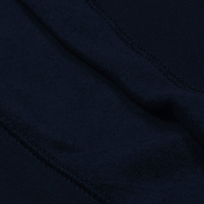 A&F Fleece Crew Neck Sweatshirt For Men-Dark Navy-BE7135