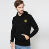A&F Fleece Pullover Hoodie For Men-Black-BE6473