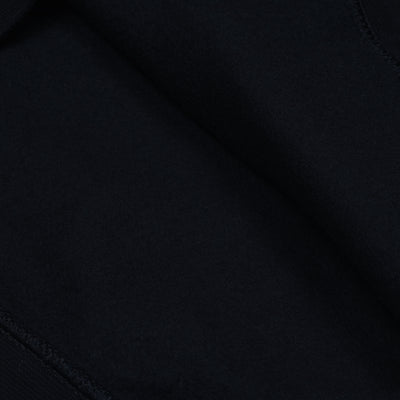 A&F Fleece Pullover Hoodie For Men-Black-BE6620