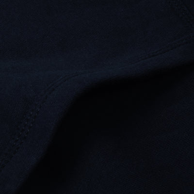 A&F Fleece Pullover Hoodie For Men-Dark Navy-BE6590