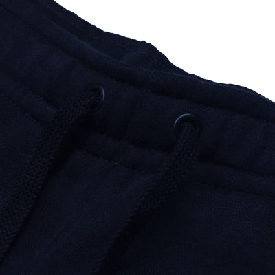A&F Fleece Slim Fit Jogger Trouser For Men-Dark Navy-BE6902