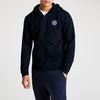 A&F Fleece Zipper Hoodie For Men-Dark Navy-BE6589