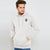 brandsego - A&F Fleece Pullover Hoodie Navy & Grey Embroidery For Men-Off White-BE7156