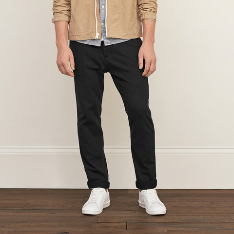 "Men's ""Tag Fashion"" Stylish Chino Cotton Denim-CCD21"