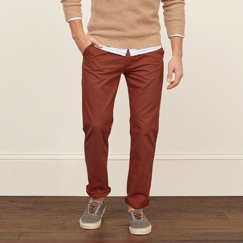 "Men's ""Tag Fashion"" Stylish Chino Cotton Denim-CCD20"