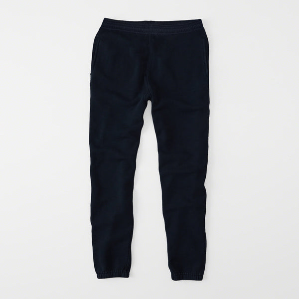 "Men's Cut Label ""Next"" Ragular Fit Fleece Trouser Close Bottom -Dark Navy-NT07"