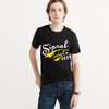 brandsego - Sipral Direct Crew Neck T Shirt For Men-Black-SDVT06
