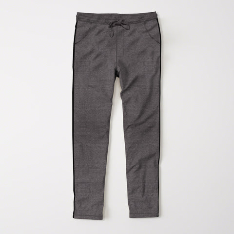 George Single Jersey Trouser For Men-Dark Gray-BE2043