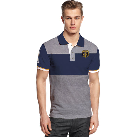 NEXT Polo Shirt For Men Cut Label -Striper- BE703