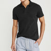 brandsego - Basic Edition P.Q Short Sleeve Polo Shirt For Men-Charcoal Melange-BE8543