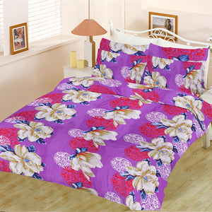 5D Premium Collection Double Bed Sheet-NA113
