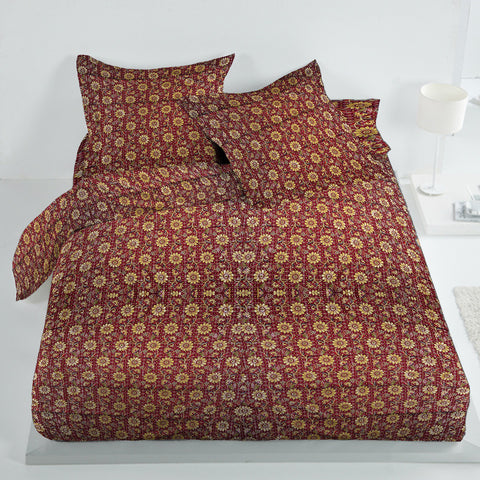 New Tilla Exclusive Jaquard Bed Sheets-TJBS13