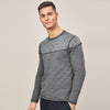 Beverly Hills Single Jersey Long Sleeve Tee Shirt For Men-BE8180