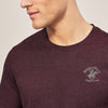 Beverly Hills Single Jersey Long Sleeve Tee Shirt For Men-BE8141