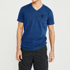 Beverly Hills V Neck Half Sleeve Tee Shirt For Men-BE8194