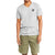brandsego - Beverly Hills V Neck Half Sleeve Tee Shirt For Men-Grey Melange-BE8238