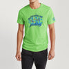 Bushirt Patloon Single Jersey Tee Shirt For Men-Parrot with Print-BE8842