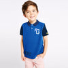 GAP Half Sleeve P.Q Polo Shirt For Kids-BE8500