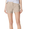 Crew Clothing Co. Cotton Denim Skirt For Ladies-Skin-BE7064