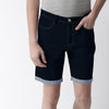 Next Cotton Short For Men-Dark Navy-SP098
