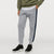 Diesel Summer Slim Fit Panel Trouser For Men-Grey & Navy Stripe-BE11924