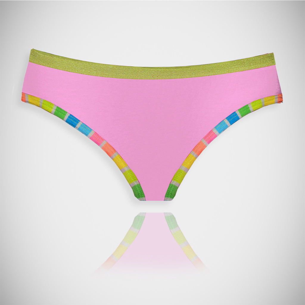 "Kid's ""Fruit Of The Loom"" Panti-Pink-KP7"