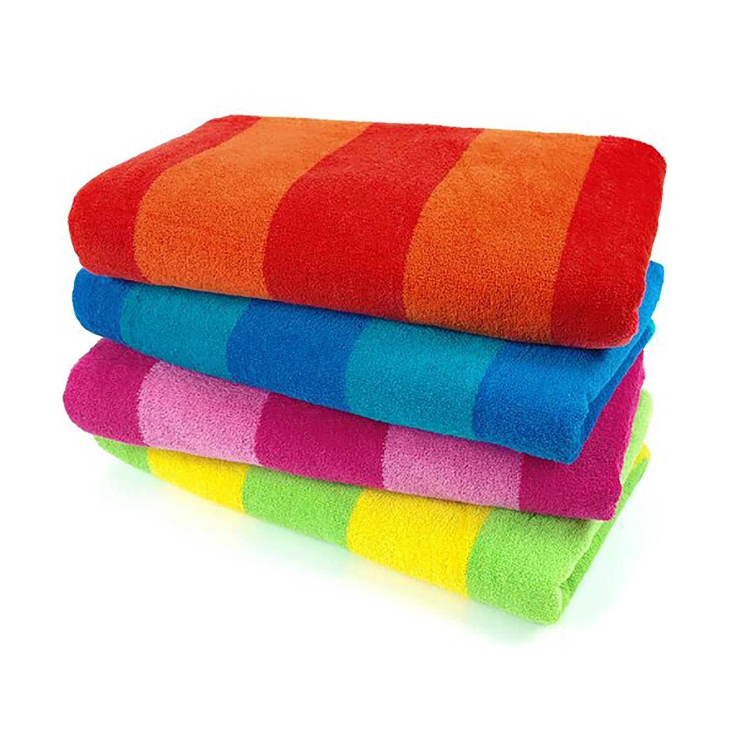 Exclusive Soft (27x54) Strips Bath Towel's-AN852