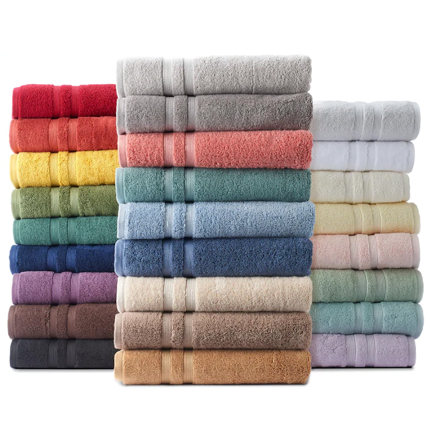 Exclusive Soft Bath Towel (20x40)-AN855