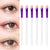 Eye Shadow Brush Sponge Stick Portable Eye Shadow Lip Liner Eyebrow Brush Applicator Eyes Makeup Cosmetic-BE10663