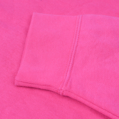F&F Fleece Crew Neck Sweatshirt For Men-Pink-BE6681