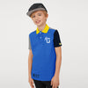 GAP Half Sleeve P.Q Polo Shirt For Kids-BE8499
