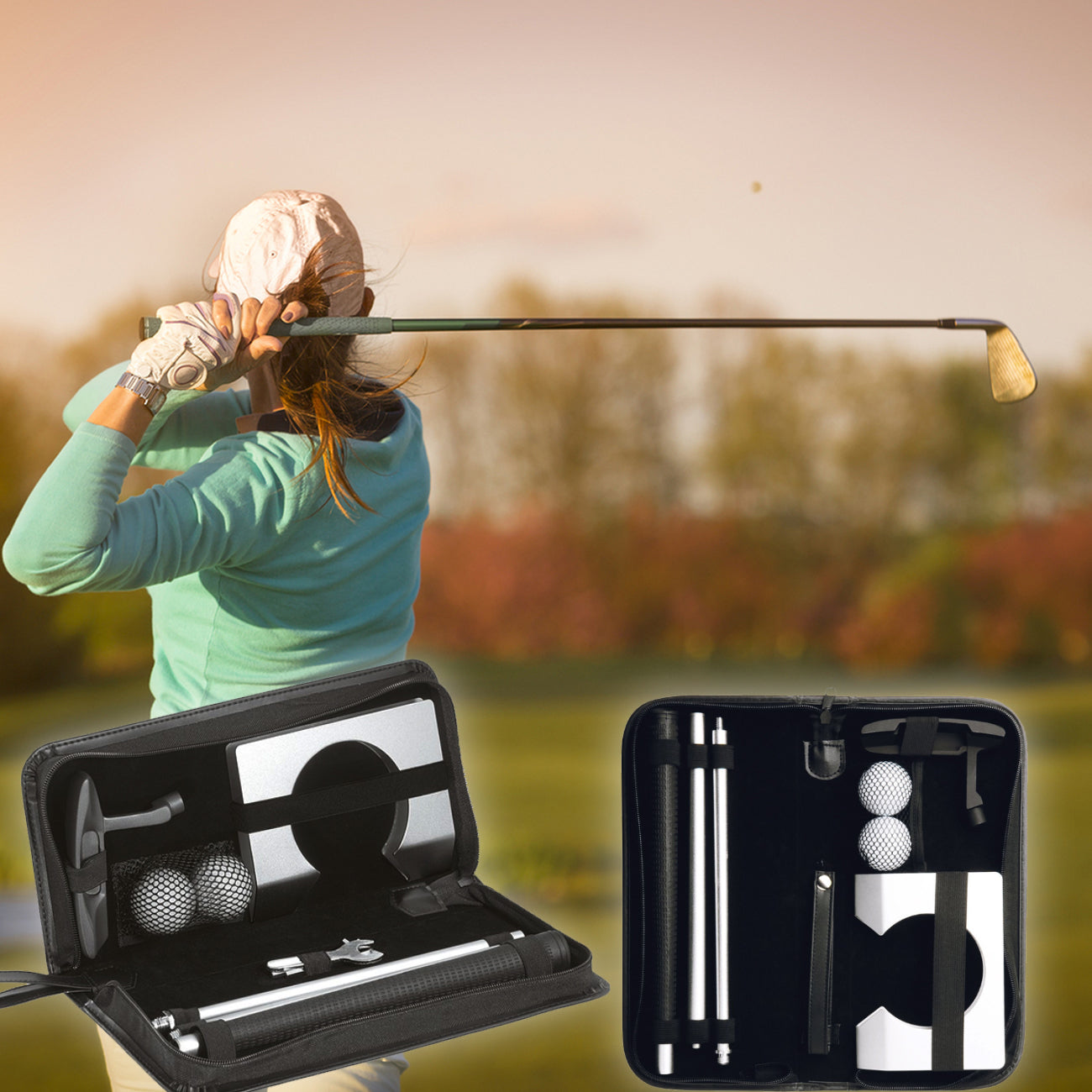 REFLECTS Golf Equipment Set-NA7608